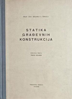 Širola-Statika građevnih konstrukcija 1