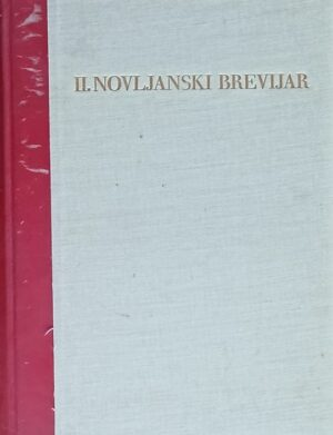 II. Novljanski brevijar