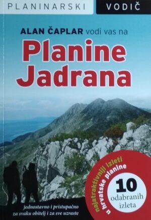 Čaplar: Planinarski vodič: Planine Jadrana