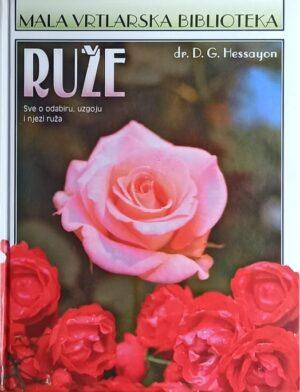 Hessayon: Ruže
