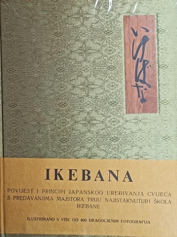 Ikebana: povijest i principi japanskog uređivanja cvijeća