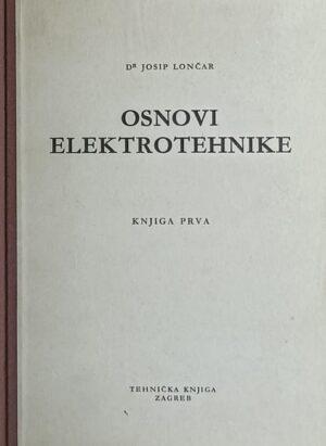 Lončar-Osnovi elektrotehnike 1