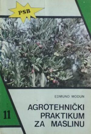 Modun-Agrotehnički praktikum za maslinu