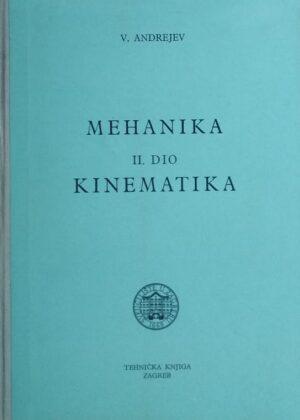 Andrejev: Mehanika: II. dio: kinematika