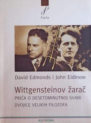 Edmonds, Eidinow: Wittgensteinov žarač