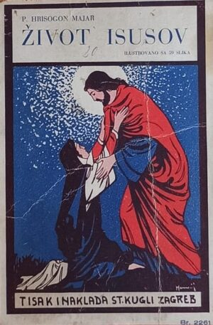 Hrisogon Majar: Život Isusov