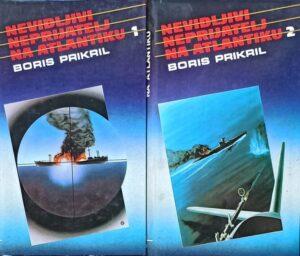 Prikril-Nevidljivi neprijatelj na Atlantiku