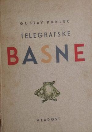 Krklec-Telegrafske basne