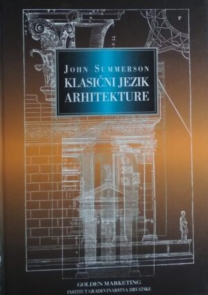 Summerson: Klasični jezik arhitekture