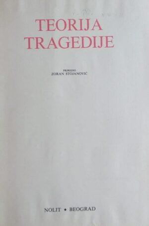 Teorija tragedije