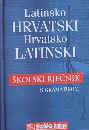 Bekavac-Latinsko hrvatski rječnik