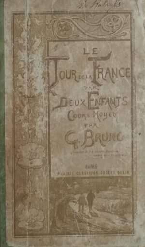 Bruno-Le tour de la France