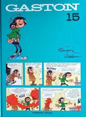 Gaston 15: Klapa smotanaca