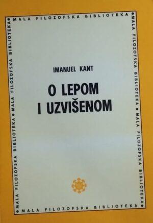 Kant: O lepom i uzvišenom