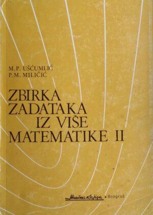 Uščumlić-Zbirka zadataka iz više matematike 2