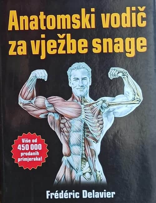Delavier-Anatomski vodič za vježbe snage