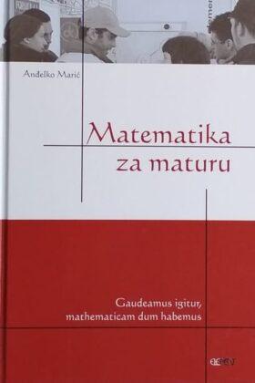 Marić: Matematika za maturu