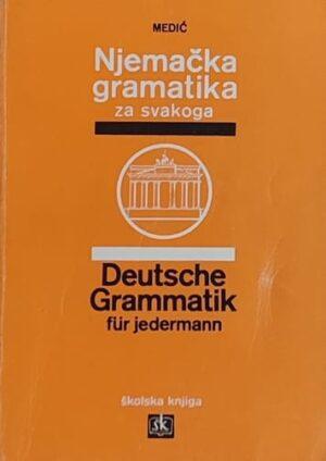 Medić: Njemačka gramatika za svakoga